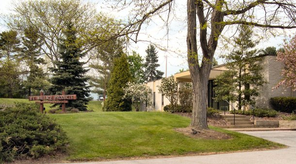 Wallace Cranes Malvern Headquarters