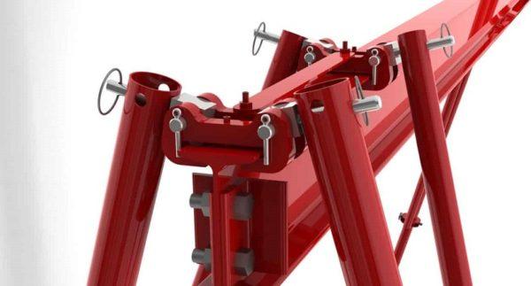 Patented Design Principles | Wallace Cranes